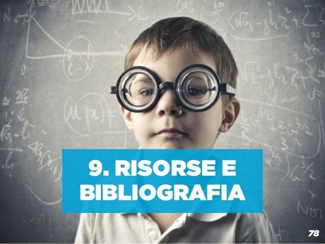 9. RISORSE EBIBLIOGRAFIA   BOX MARCHE: COMUNICAZIONE ON LINE 2.0                                           78
