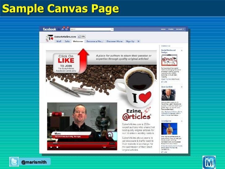 @marismith Sample Canvas Page