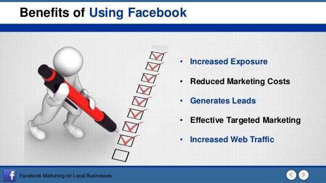 Facebook marketing for local business  Social Media Marketing