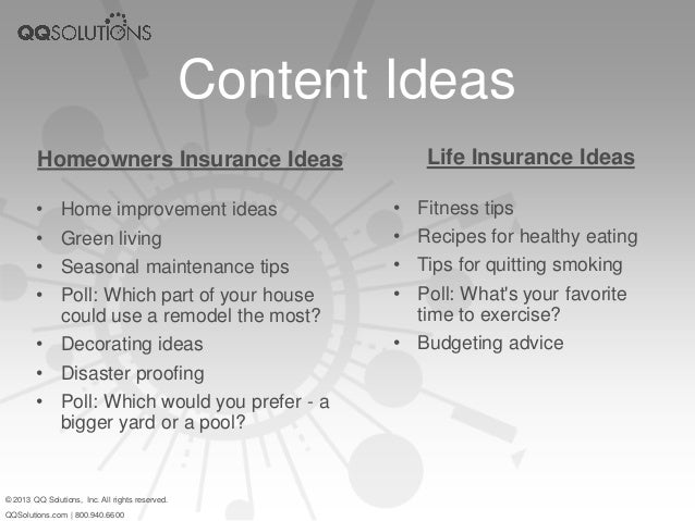 Facebook Marketing Guide For Insurance Agencies