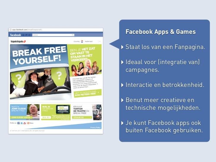 SITE = FACEBOOK1-op-1 content integratietussen merksite en Facebook.CAMPAGNESWelke smaak help jij naarNederland? en What's...
