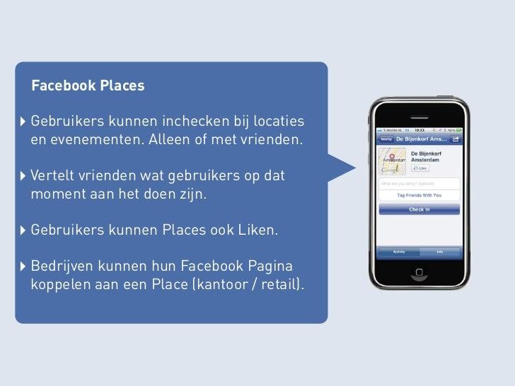 Wij helpen merken met desuccesvolle inzet van Facebookals marketing platform.