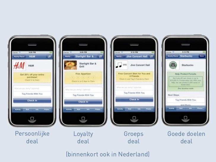 Concreet betekent dit Facebookpagina's, apps, campagnes,adverteren en nog veel meer.