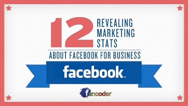 42%OF MARKETERS SAYFACEBOOK IS CRITICALOR IMPORTANT TOTHEIR BUSINESS1