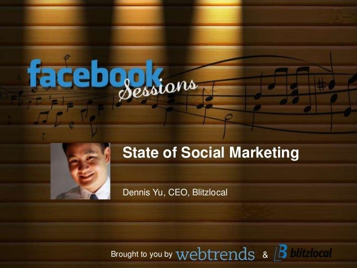 State of Social Marketing<br />
