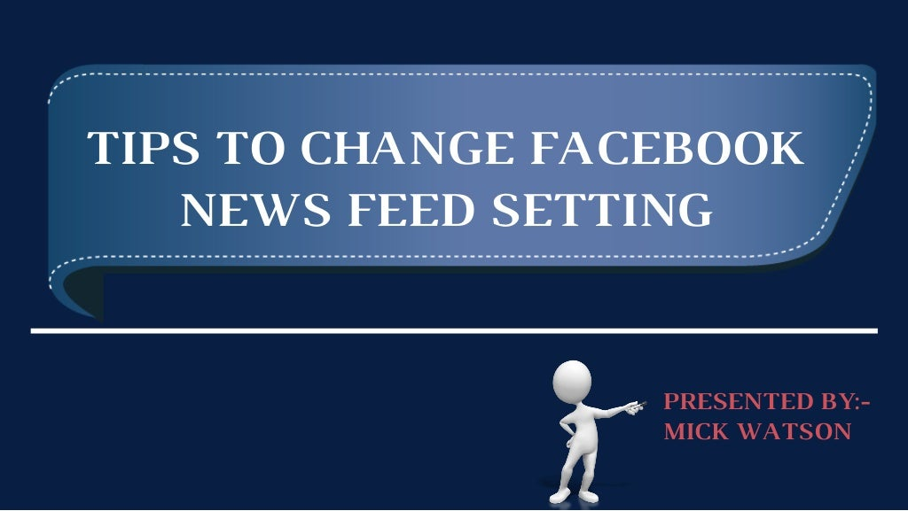How To Keep Facebook News Feed Most Recent Stories