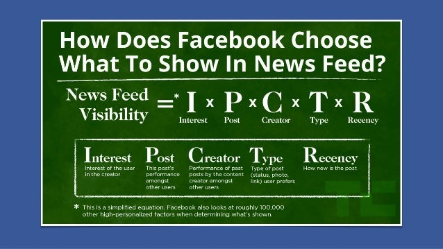 Is organic reach dropping because Facebook is trying to make more money? No. Our goal is always to provide the best experi...