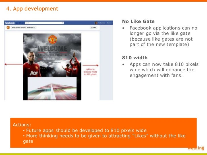 Facebook Pages - Timeline Template Key Changes And Actions For Brands