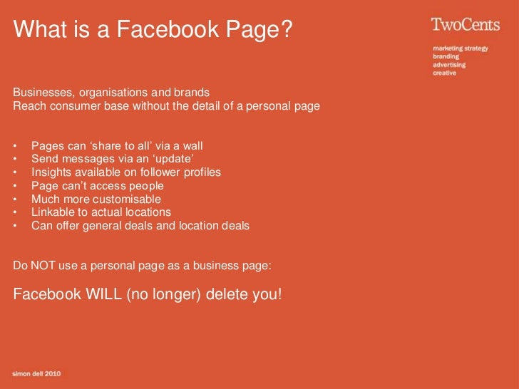 Facebook Check-In Deals