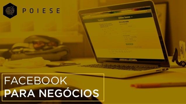 FACEBOOK  PARA NEGÓCIOS
