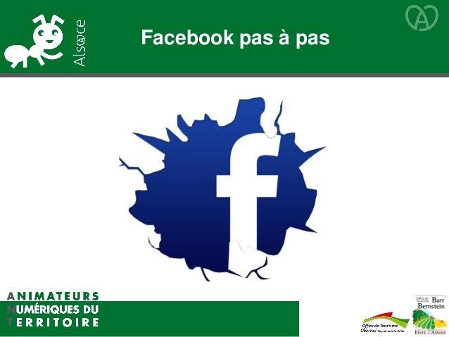 Facebook pas à pas