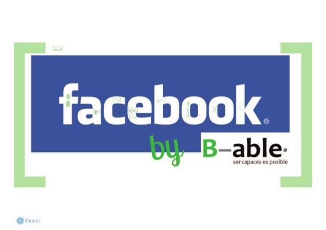 Manual de Facebook