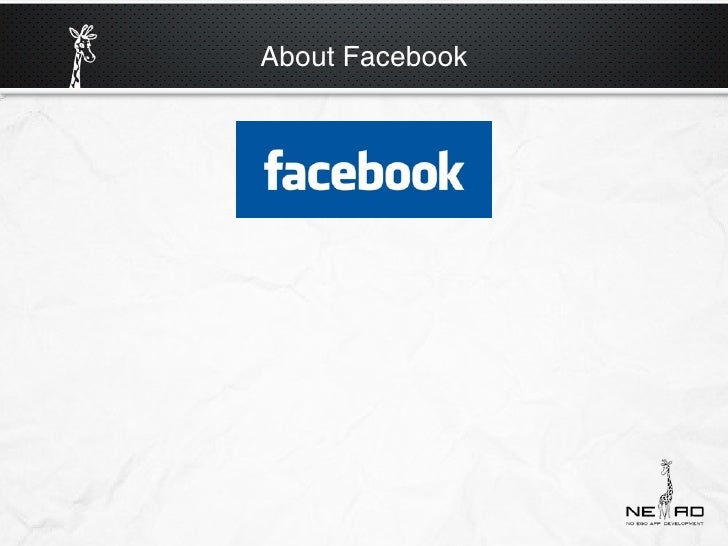 Facebook-What you need to know Slide 2