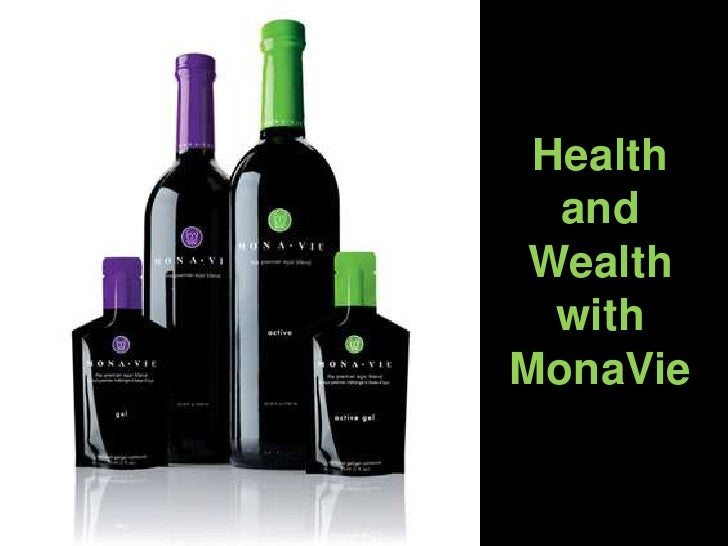 Health and Wealth with MonaVie<br />© 2008 Dr. Angel Ramos, All rights reserved.<br />