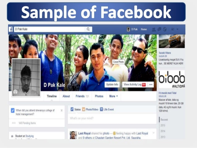 facebook pros cons The pros and cons of facebook live for brands by charlisays june 12, 2017 social media earlier this summer facebook announced plans to expand its already successful live broadcasting platform.