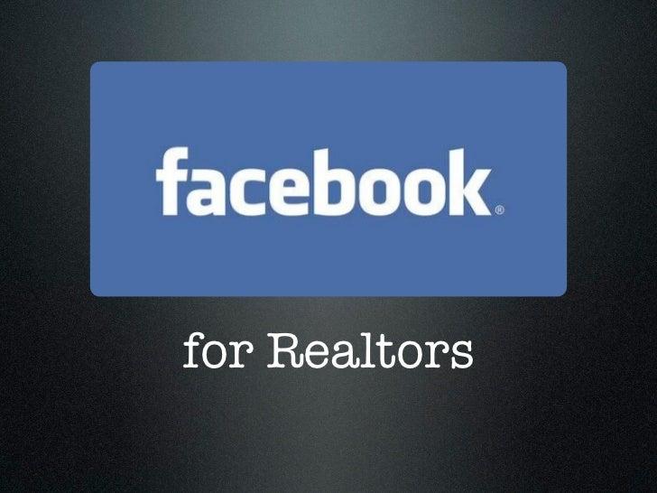 for Realtors