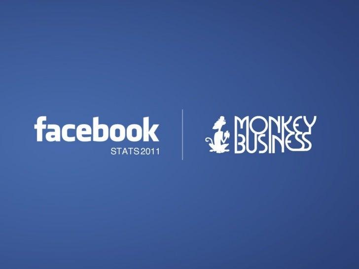 Facebook Stats 2011