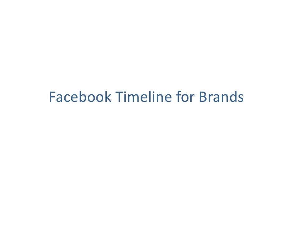 FacebookTimelineforBrands