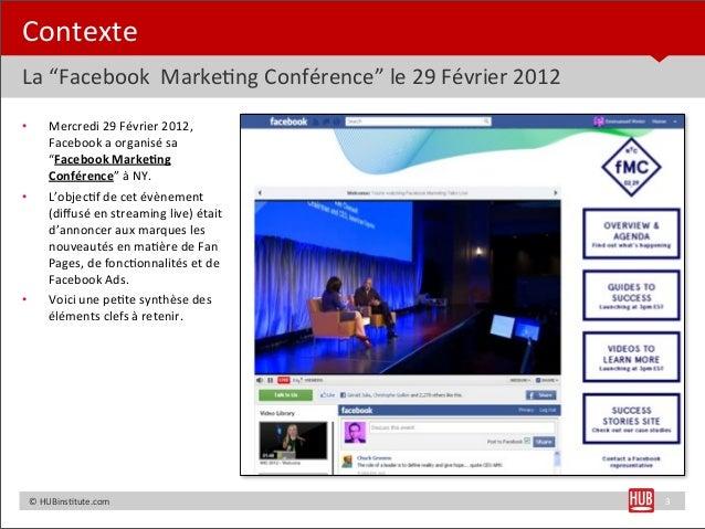 Facebook Timeline : le nouveau design pour les pages Facebook de marques Slide 3