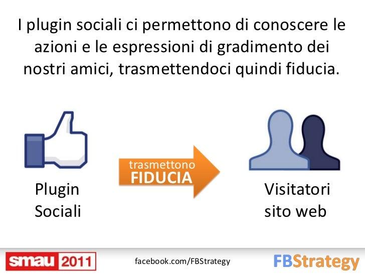 I plugin sociali ci permettono di conoscere le   azioni e le espressioni di gradimento dei nostri amici, trasmettendoci qu...