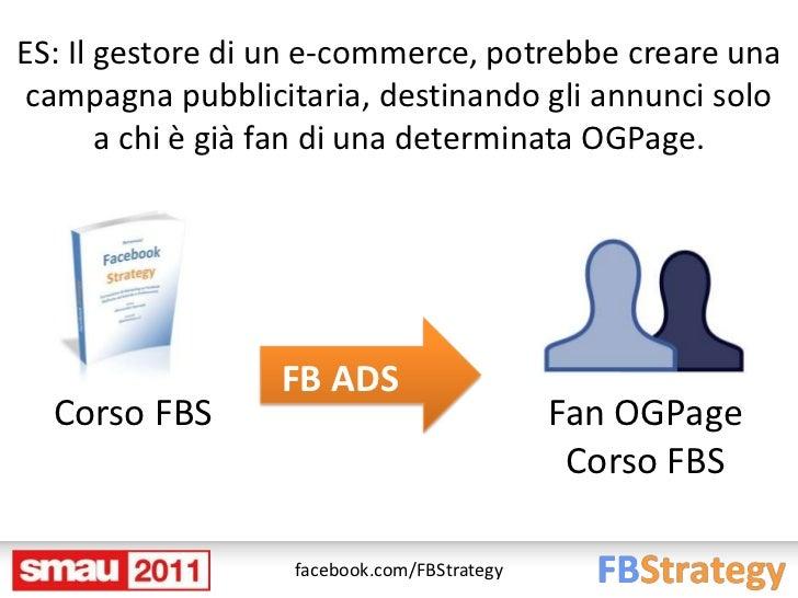ES: Il gestore di un e-commerce, potrebbe creare una campagna pubblicitaria, destinando gli annunci solo       a chi è già...