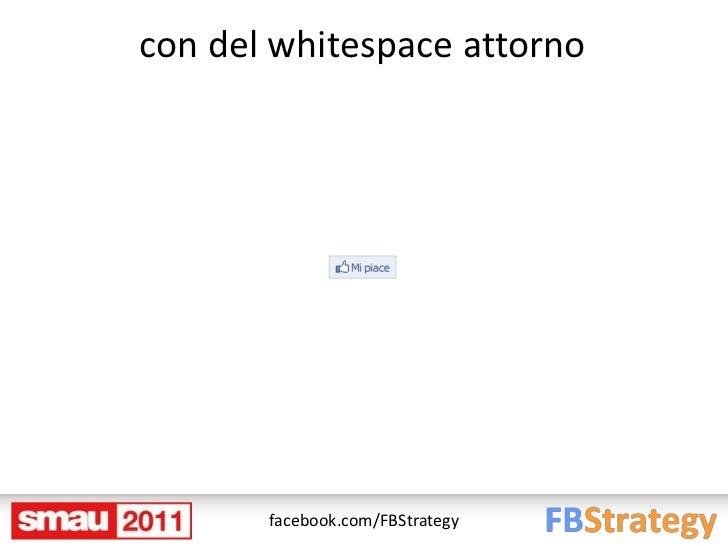con del whitespace attorno       facebook.com/FBStrategy