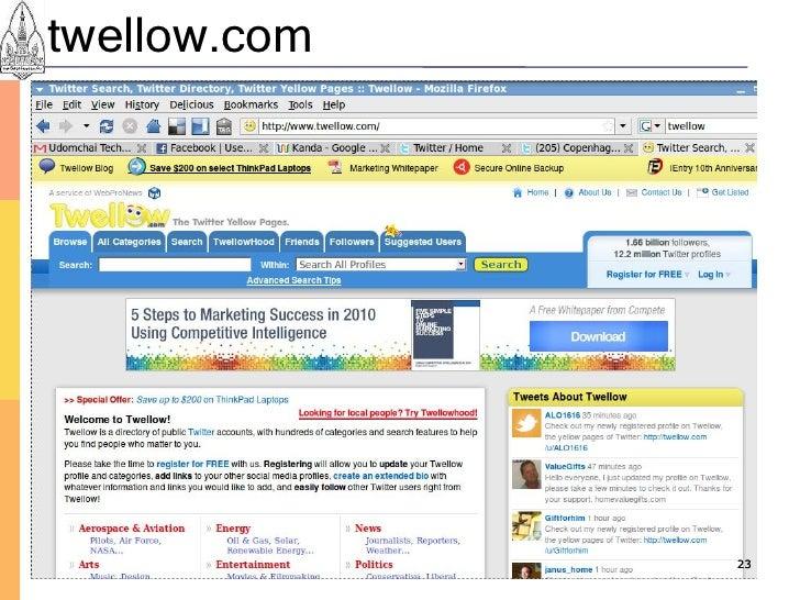 twellow.com                   23