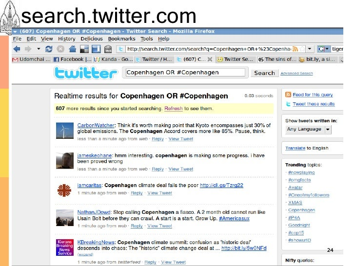 search.twitter.com                          24