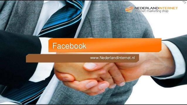 Facebook Facebook Titelblad        www.NederlandInternet.nl