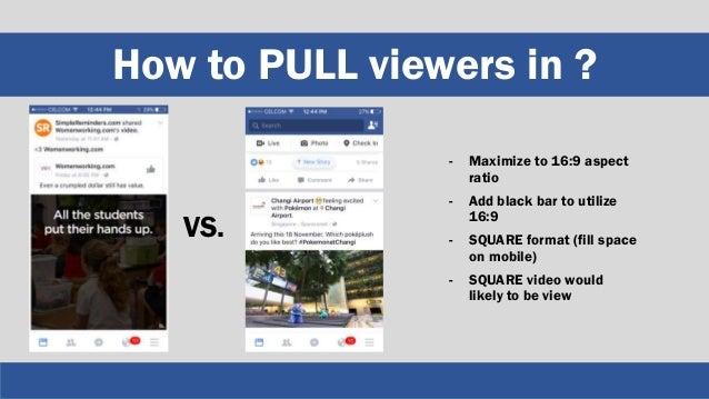 Black videos on facebook