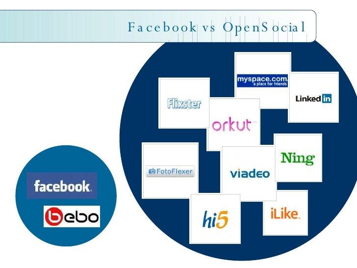 Facebook vs OpenSocial