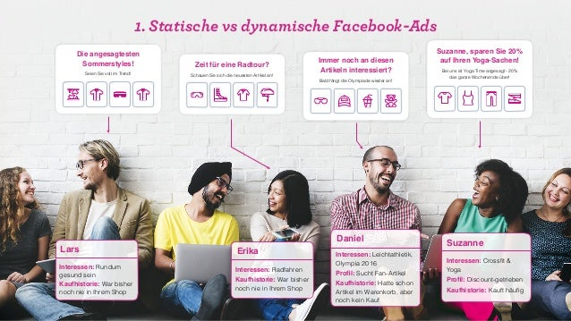 Abheben von der Masse Soziale Netzwerke und Websites sind aufregend und interaktiv, aber auch sehr überfüllt. Personalisie...