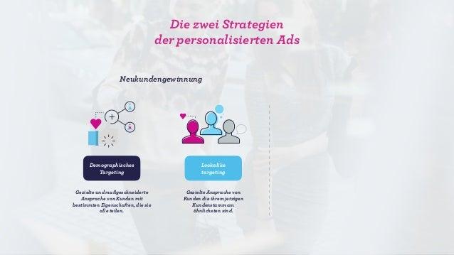 Re-Targeting verlorener Kunden Re-Targeting ermöglicht Ihnen im Gedächtnis des Kunden zu bleiben und die Kunden an Ihre Ma...