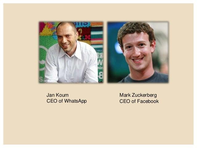 Facebook-Whatsapp Acquisition Slide 2