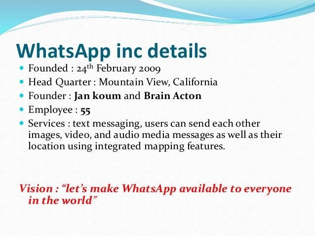Facebook whatsapp acquisition Slide 3