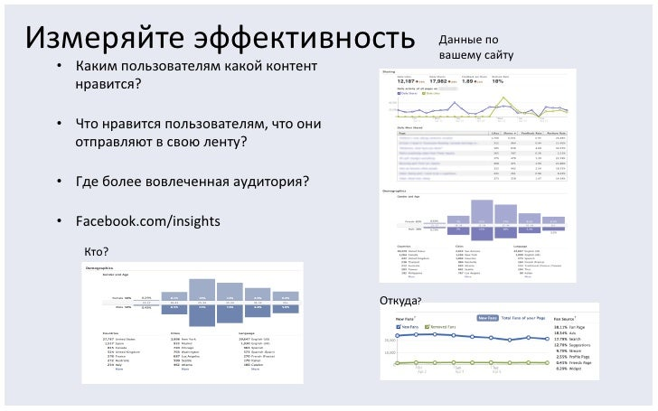 Facebook в России: Итоги 2010 года Slide 15