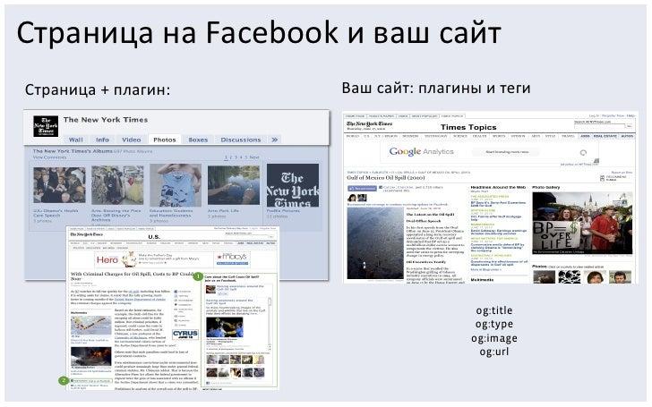 Facebook в России: Итоги 2010 года Slide 8