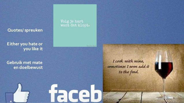 spreuken over facebook Training Facebook zakelijk, bedrijfspagina, contenttips en voorbeelden spreuken over facebook