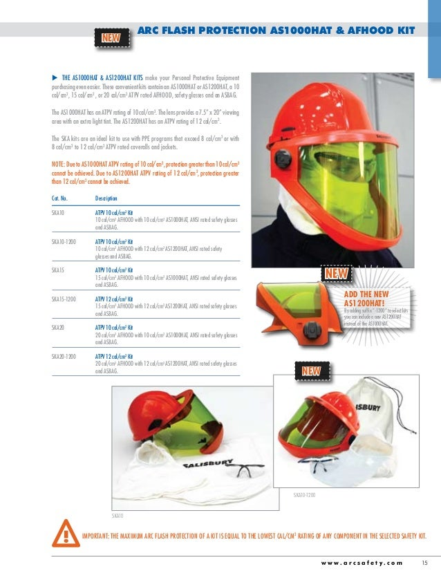 Salisbury Face, Head, & Neck Protection - Salisbury Electrical Safety… slideshare - 웹