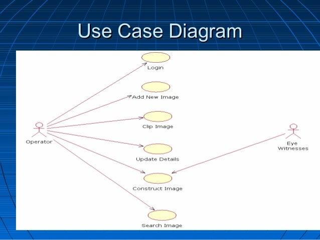criminal face identification system project pdf