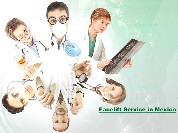 Facelift Service in Mexico