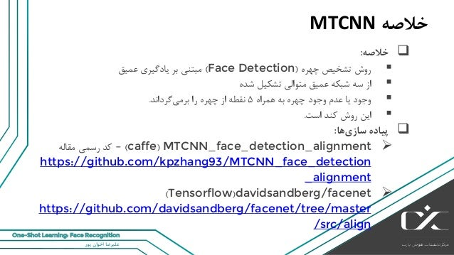 Deep face recognition & one-shot learning