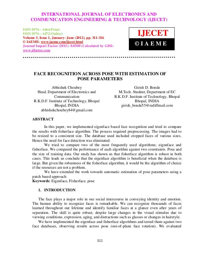 International Journal of Electronics and Communication Engineering & Technology (IJECET),            INTERNATIONAL JOURNAL...