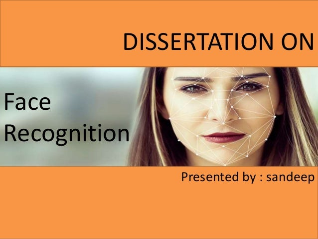 Face recognition phd thesis