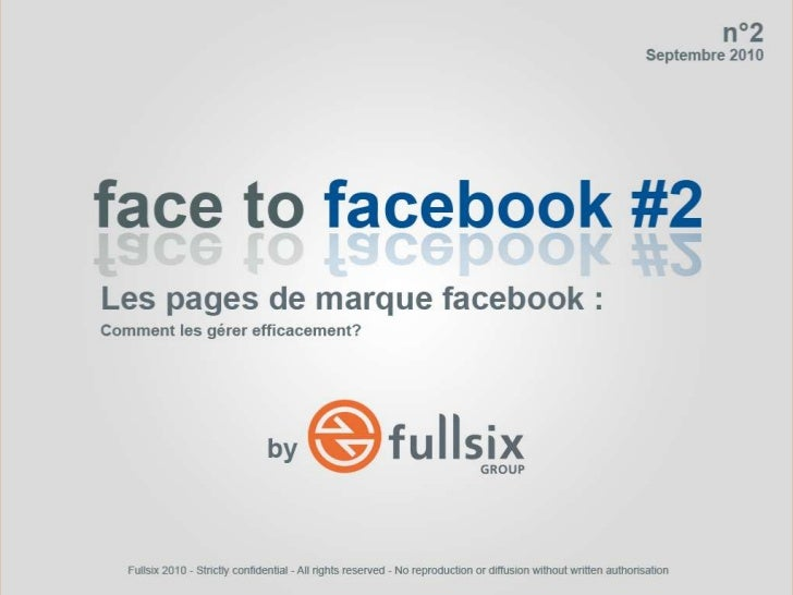 Face to facebook 2 - Version française
