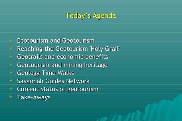 Geotourism Developments in Australia Slide 2