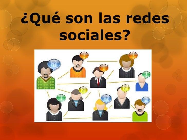 • Estructuras sociales de grupos de personascon intereses comunes.• Creada para la interacción social.• Las redes sociales...