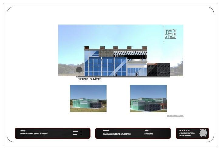 Fachadas arquitectonicas oficinas model1 for Imagenes de fachadas de oficinas modernas