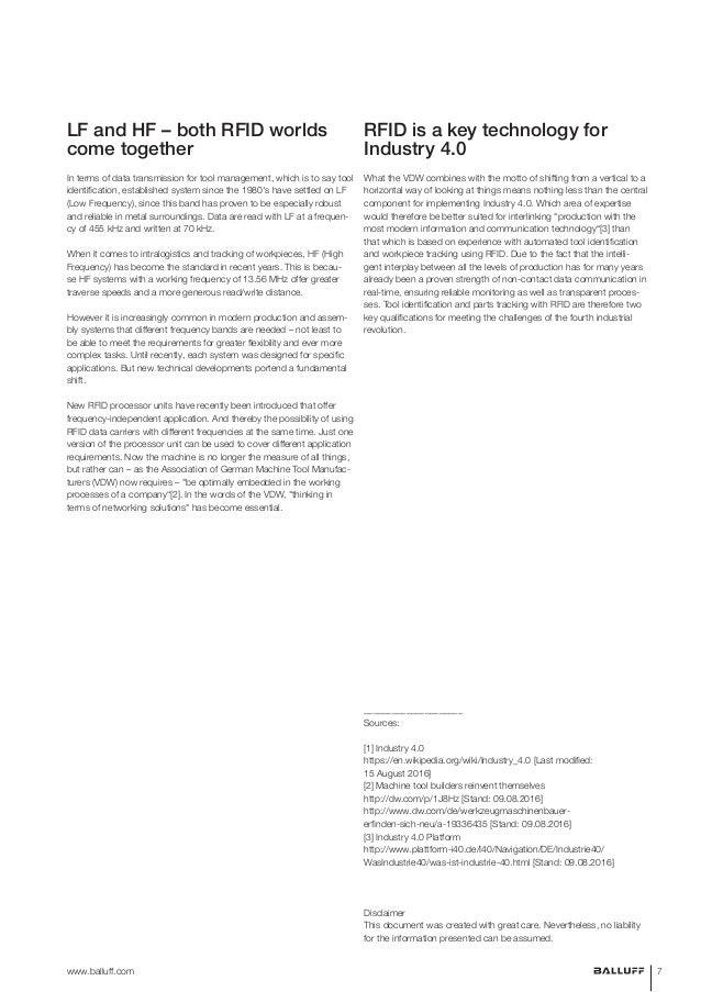 rfid essays Rfid - an essay sangtae kim, donald w feddersen distinguished professor schools of chemical engineering and mechanical engineering purdue university.