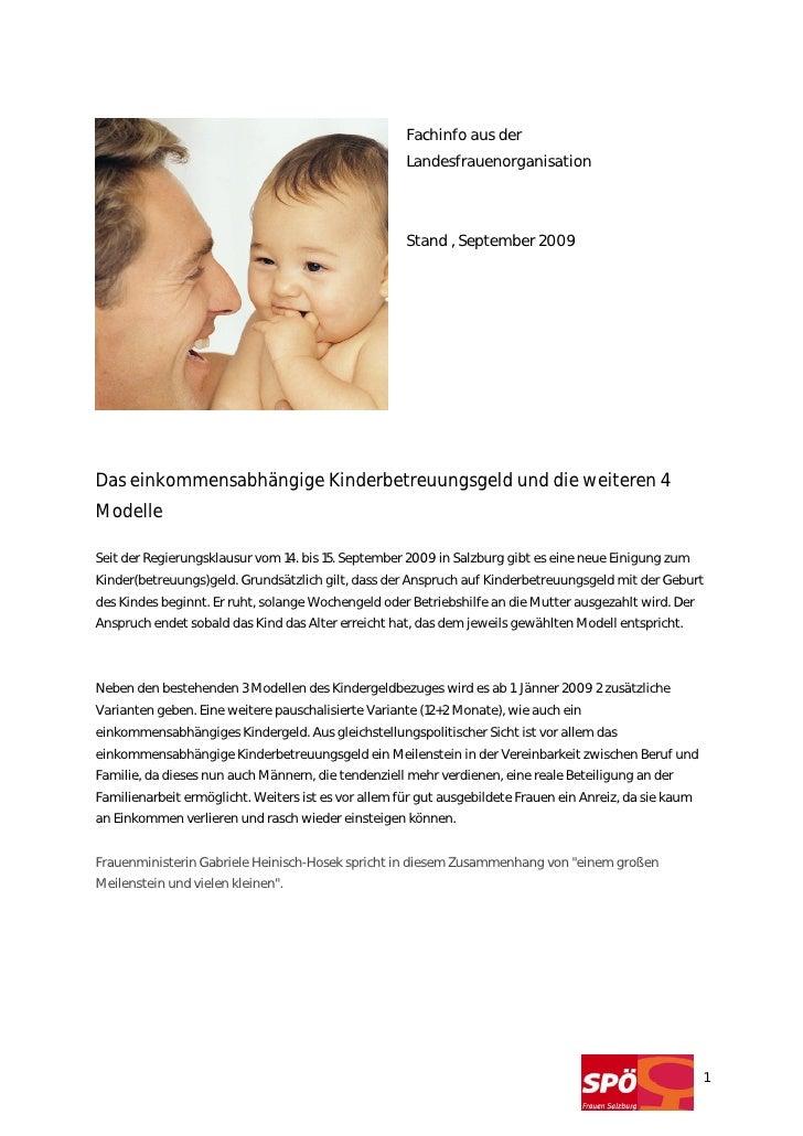 Fachinfo aus der                                                      Landesfrauenorganisation                            ...